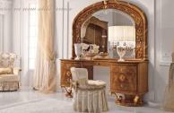 Туалетный столик столик с резьбой по контуру Jasmine Valderamobili