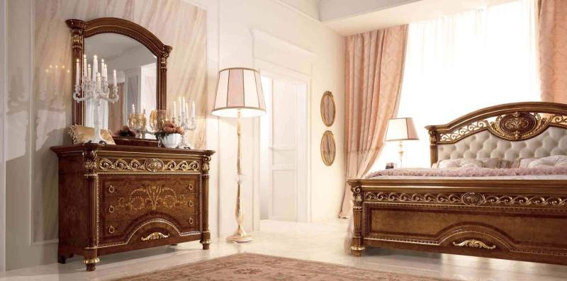 Шикарный комод в спальню - Luigi XVI Valderamobili