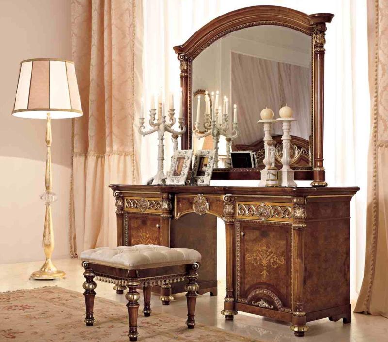 Дорогой туалетный столик - классика - Luigi XVI Valderamobili