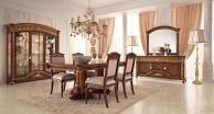 Классическая гостиная - орех с позолотой - Luigi XVI Valderamobili