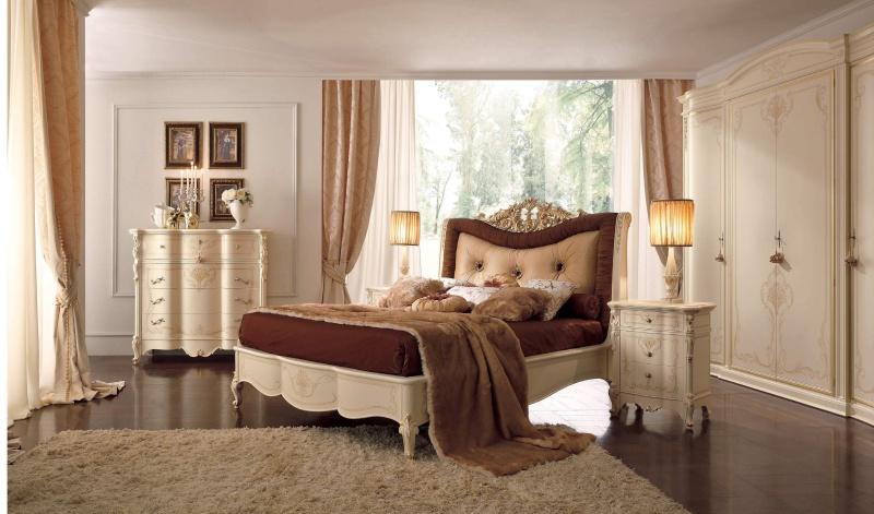 Спальня слоновая кость - классика - Lipari