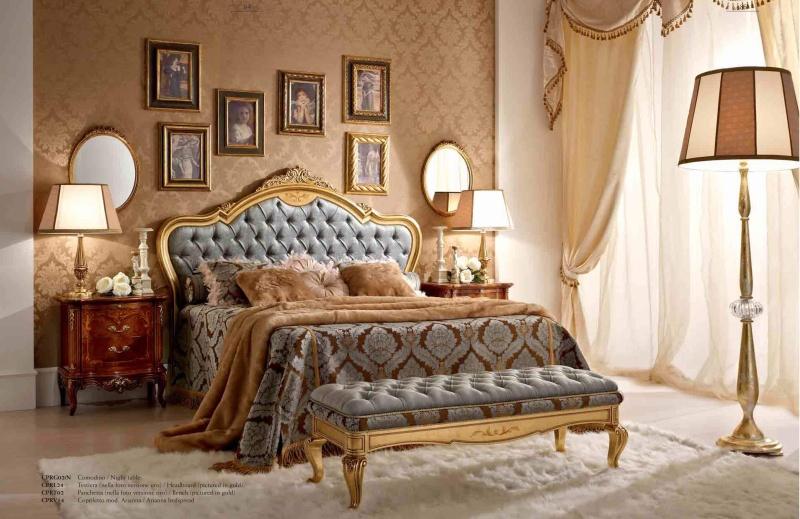 Набор мебели для спальной комнаты Principe