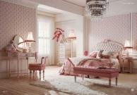 Мебель розовая для детской - Италия - Persia