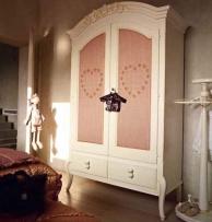 Детский гардеробный шкаф для девочки Child