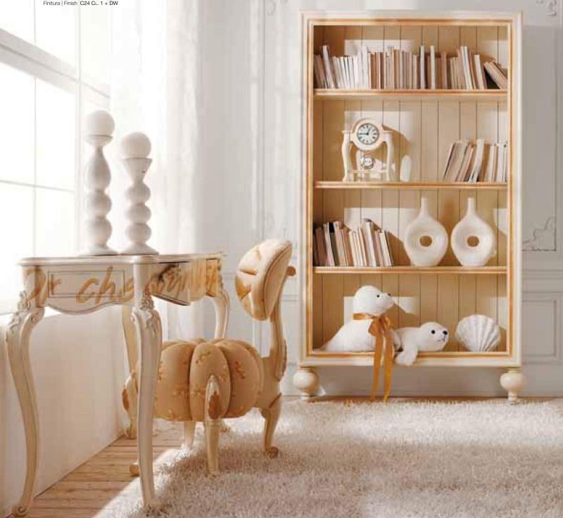 Детская мебель - слоновая кость Child 2011