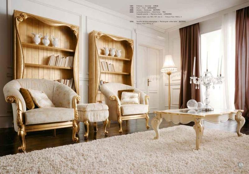 Комплект мягкой мебели для принятия гостей Day 2011