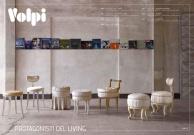Комплект мягкой мебели из Италии Day 2011