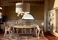 Столовая комната - декор резной - цвет слоновая кость Day 2011