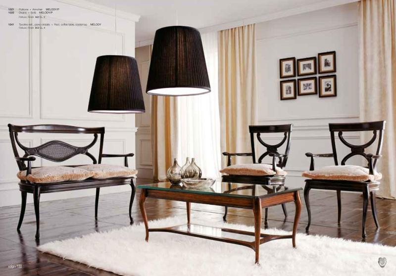 Комплект итальянской лакированой мебели Day 2011