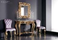 Пара стульев - консольный столик с зеркалом Day 2011