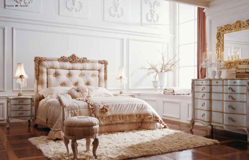 Спальная мебель из Италии Night 2011