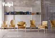 Набор мебели из италии - цвет золото Night 2011