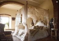 Кровать в спальню с балдахином Night 2011