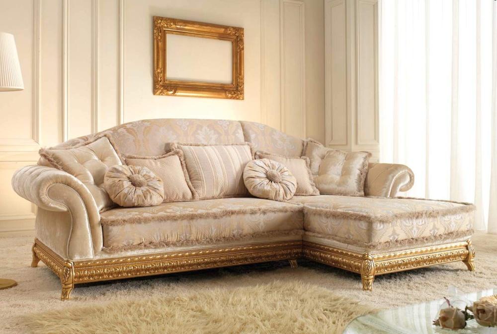 Угловой диван - стиль классический - Altavilla Emily