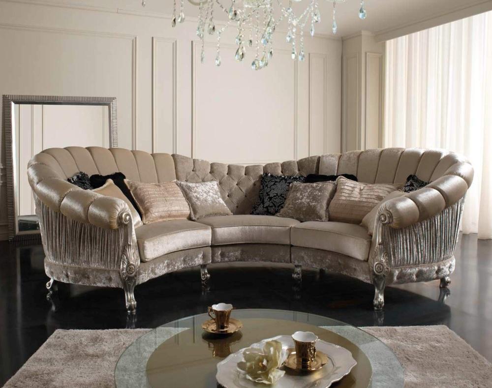 Полукруглый диван - Altavilla Excalibur