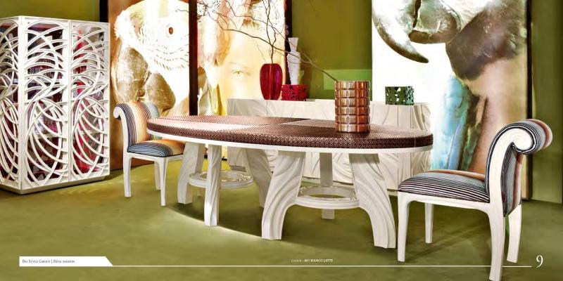 Гарнитур мебели для столовой комнаты News 2011