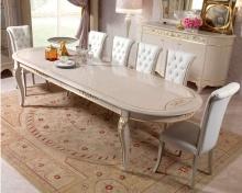Стол со стульями Barnini Оseo Diamond