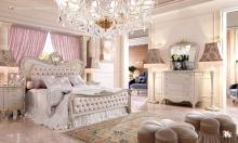 Спальня в светлом цвете Barnini Оseo Diamond