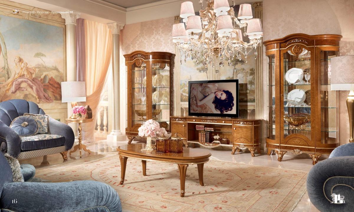 Мебель для ТВ Barnini Оseo Diamond
