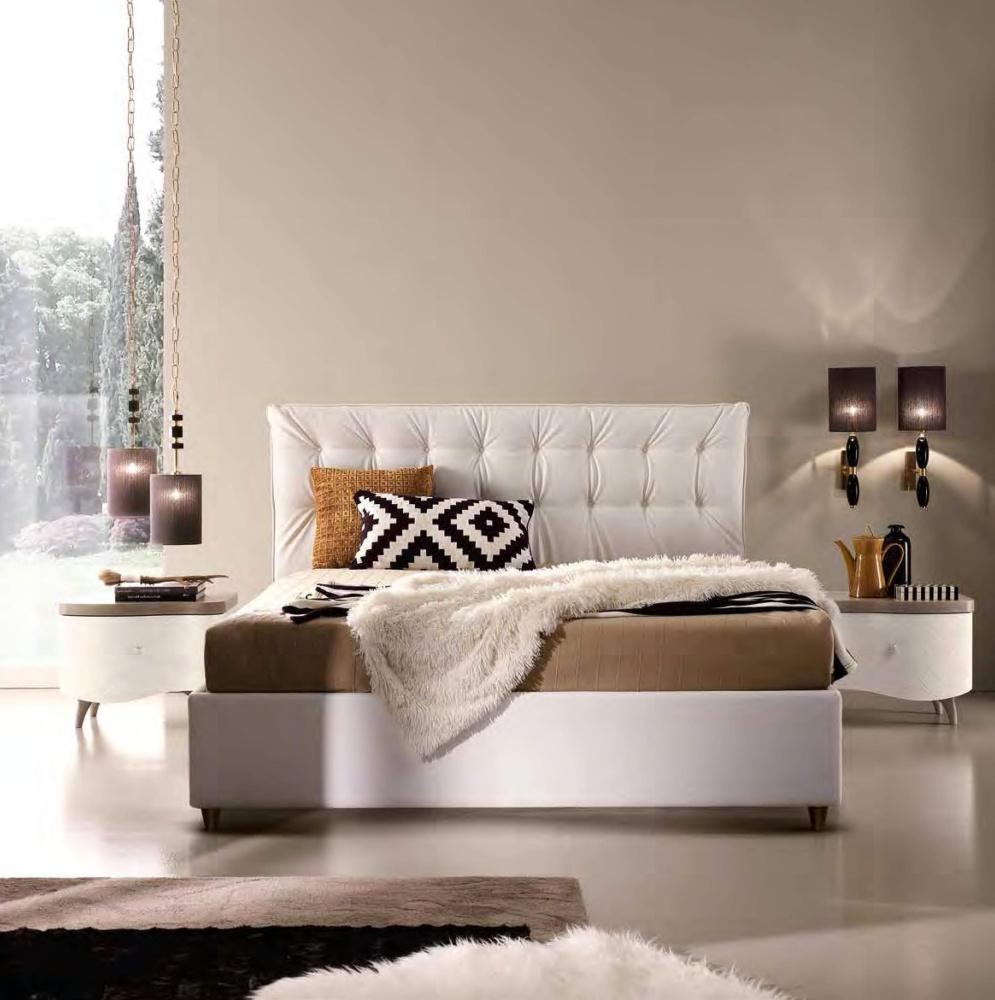 Кровать капитоне Signorini Coco - Eclettica