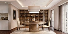 Глянцевый стол со стульями Signorini Coco - Daytona (Сигнорини Коко Дайтона)