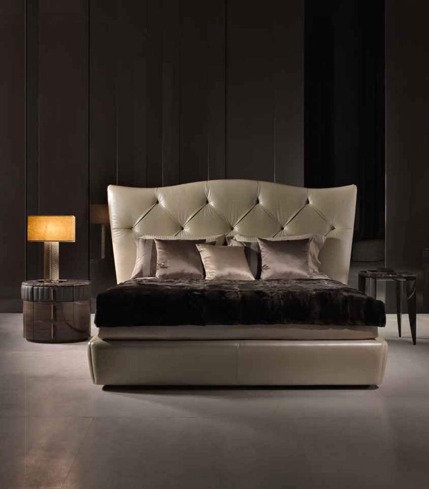 Кровать в набуке Signorini Coco - Daytona 00012/I (Сигнорини Коко Дайтона)
