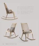 Кресло качалка Volpi - Contemporary