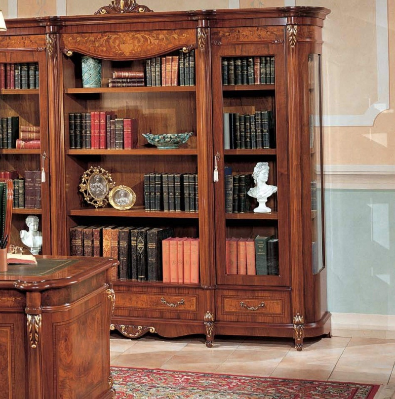 Гарнитур мебели для кабинета The Book