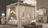 Мебель для спальни - слоновая кость AGM Venezia