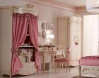 Композиция мебели для детской - AGM Orleans
