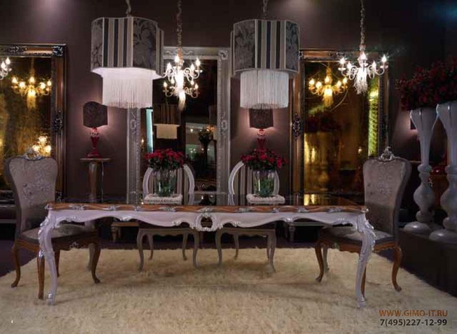 Обеденный стол - прямоугольный Antico Borgo Decape