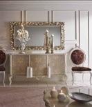 Комод с цветочным орнаментом - Antico Borgo Living