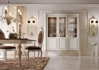Витрина трех-дверная - стиль неокласиика Antico Borgo Living