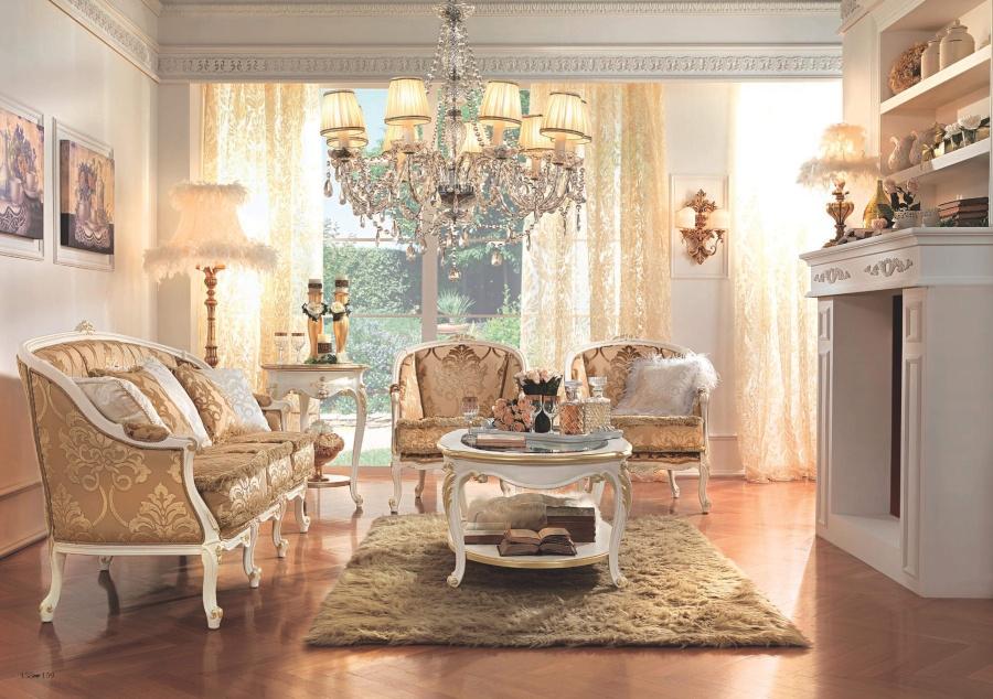 Комплект мягкой мебели - Antonelli Moravio Belvedere