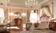 Кровать классическая с короной Barnini Oseo Firenze