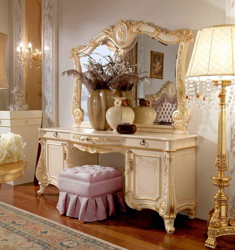 Туалетный стол и зеркало - Barnini Oseo Firenze