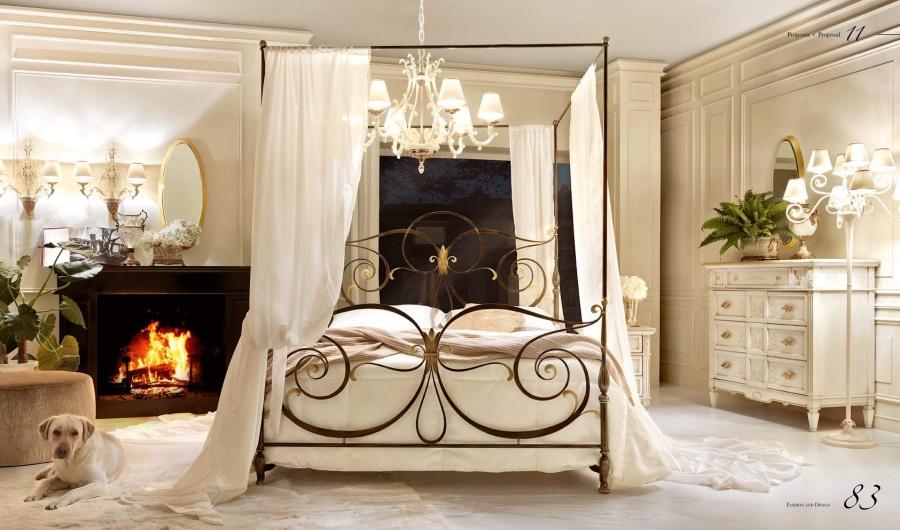 Кровать с балдахином Bova Proposta 11