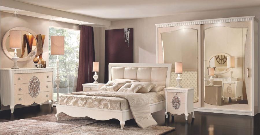 Спальня в классическом стиле Signorini Coco Lady Rose