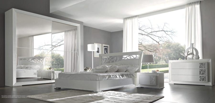 Спальня в белом глянце Signorini Coco Mylife