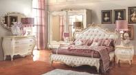 Спальня с резным декором Signorini Coco Romantica