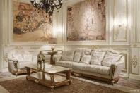 Мягкая мебель в стиле неоклассика Signorini Coco La Medicea