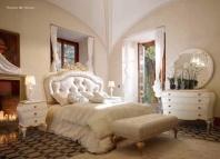 Мебель для спальни в светлых тонах Volpi Vittoria