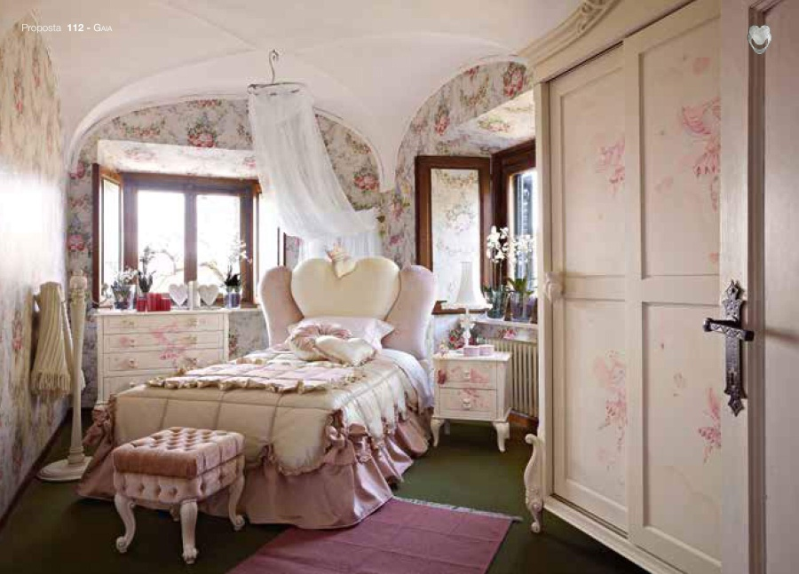 Мебель для девочки Volpi Gaia