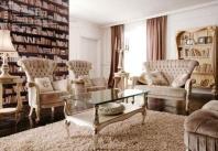 Мягкая мебель капитоне Volpi Gregorio