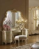 Туалетный стол с золотым декором Alberto Mario Ghezzani -Monnalisa