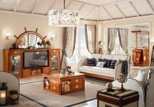 Мебель для гостиной в морском стиле Caroti Stella Marina