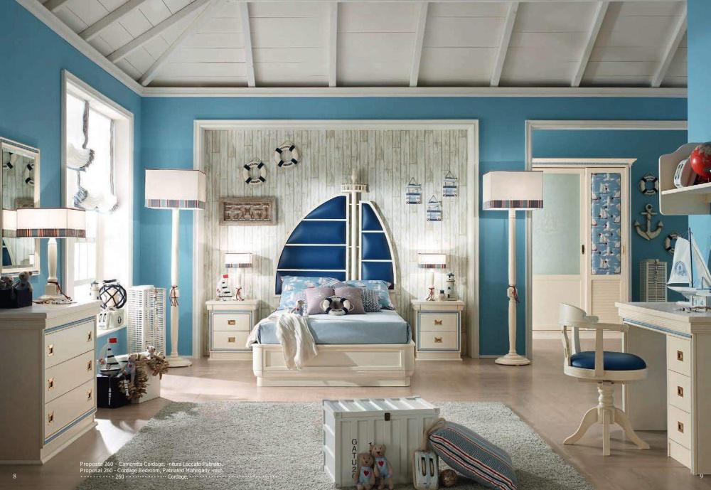 Мебель для детской Caroti Stella Marina