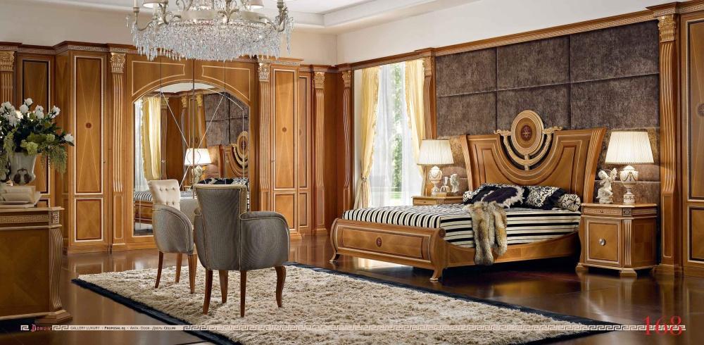 Мебель для спальни Domus - Cellini