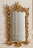 Зеркало в раме ручной работы Andrea Fanfani - Notte