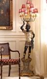 Торшер - статуя мавр - Andrea Fanfani 525